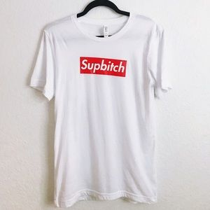Arm the Animals Tops - Supbitch (Supreme Dupe) Arm the Animals Tee